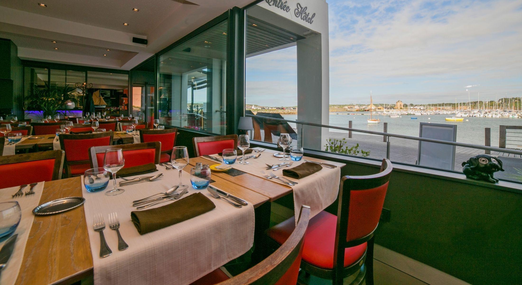 Restaurant Hôtel Camaret sur mer